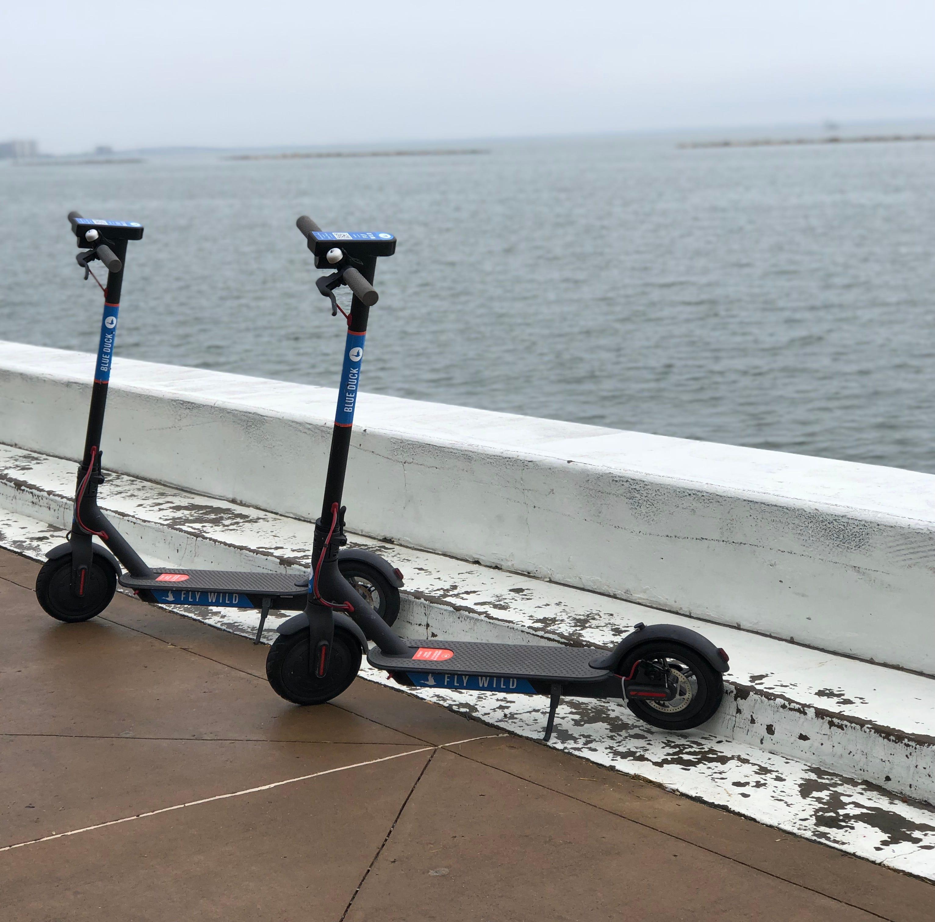 Here's a new way to travel around downtown Corpus Christi