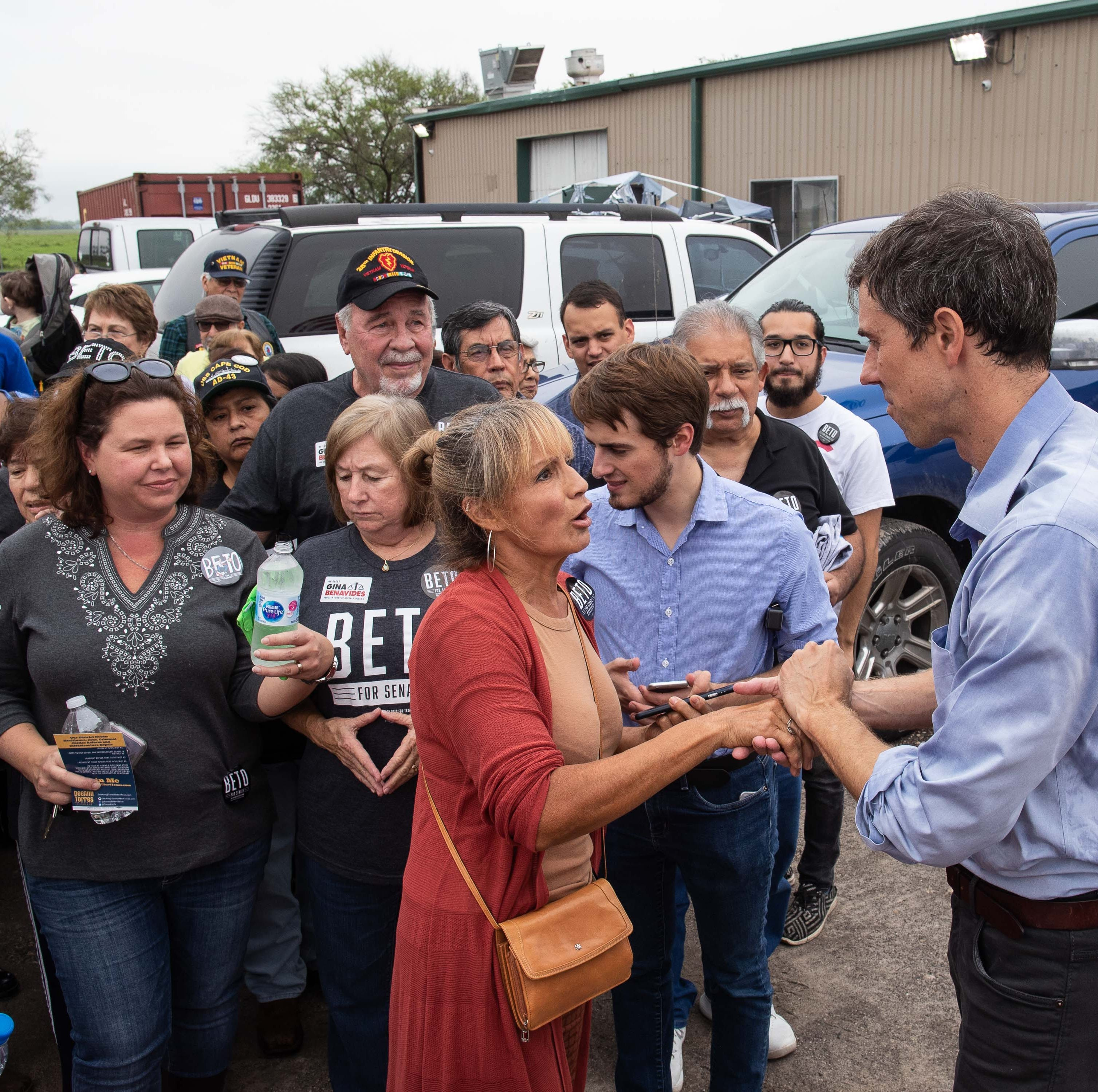 Poll: Texas women won't propel Beto O'Rourke to victory