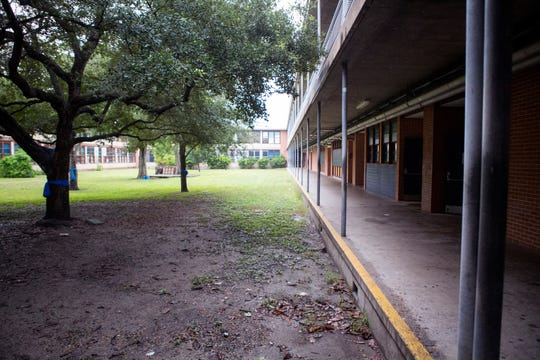 Carroll High School's open campus design creates a security concern for campus administrators, said principal Kelly Manlove. The Corpus Christi ISD Board of Trustees has called for a $210,770,000 bond referendum which would allow for a new campus to be built on Saratoga Boulevard and Weber Road. Carroll High School was built in 1957. The bond also includes several other projects.