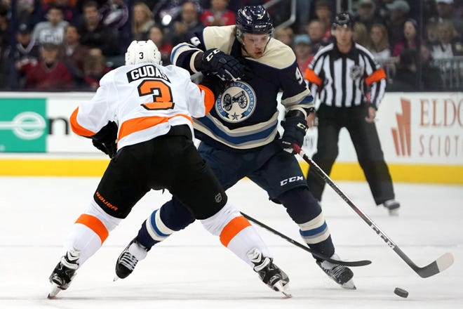 Radko Gudas' Flyers have fallen into some bad habits early on this season.