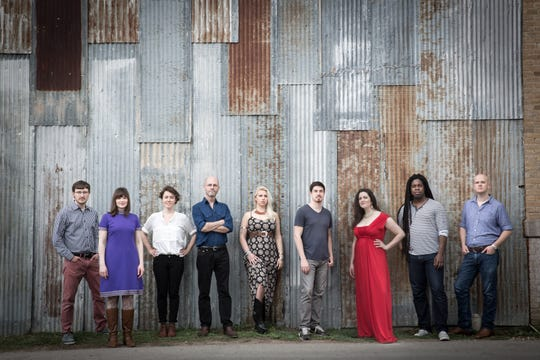 Grammy-award winning vocal ensemble Roomful of Teeth