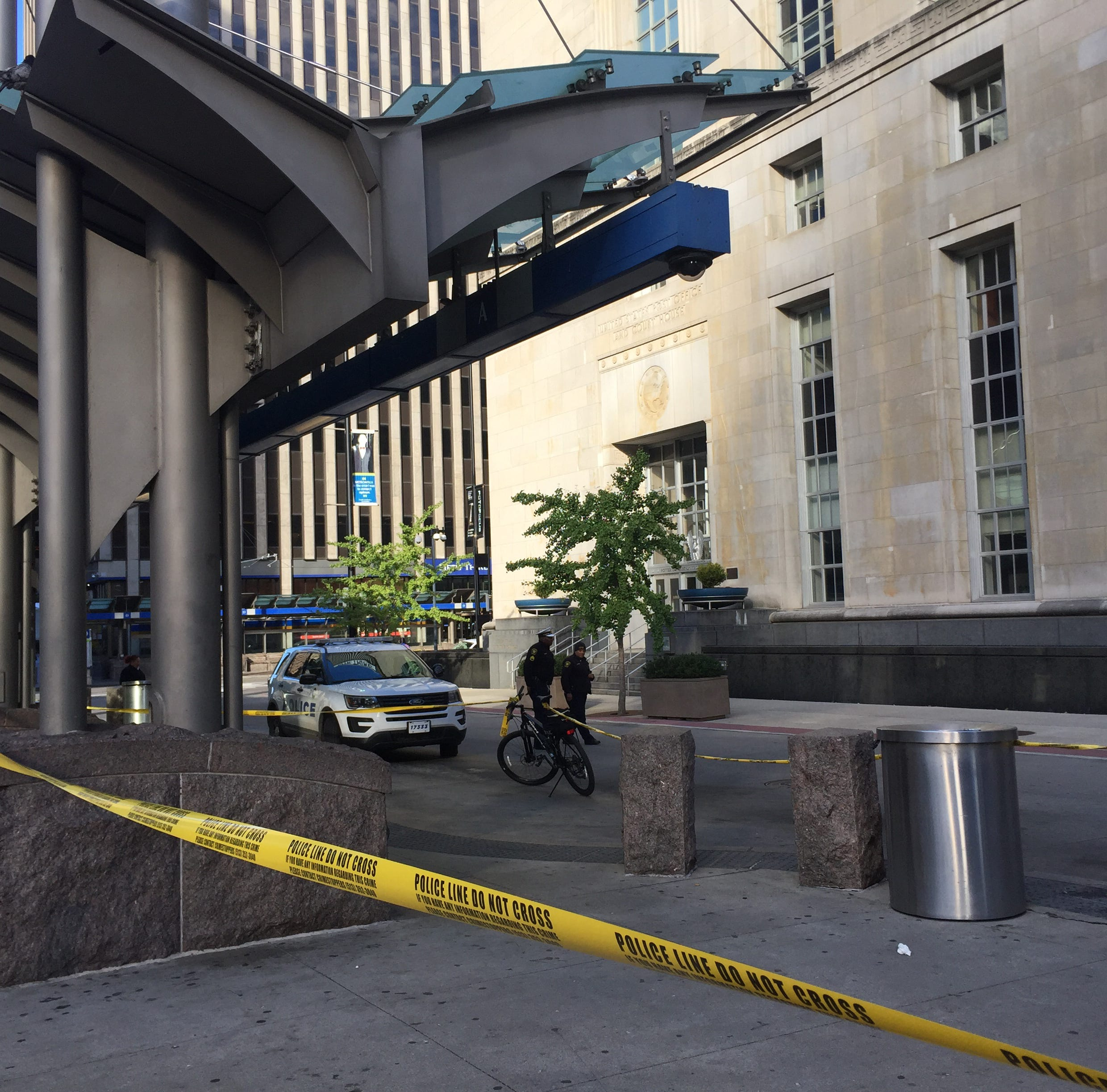 Cincinnati police: Teen struck in Downtown shooting: 'This wasn't a random act'