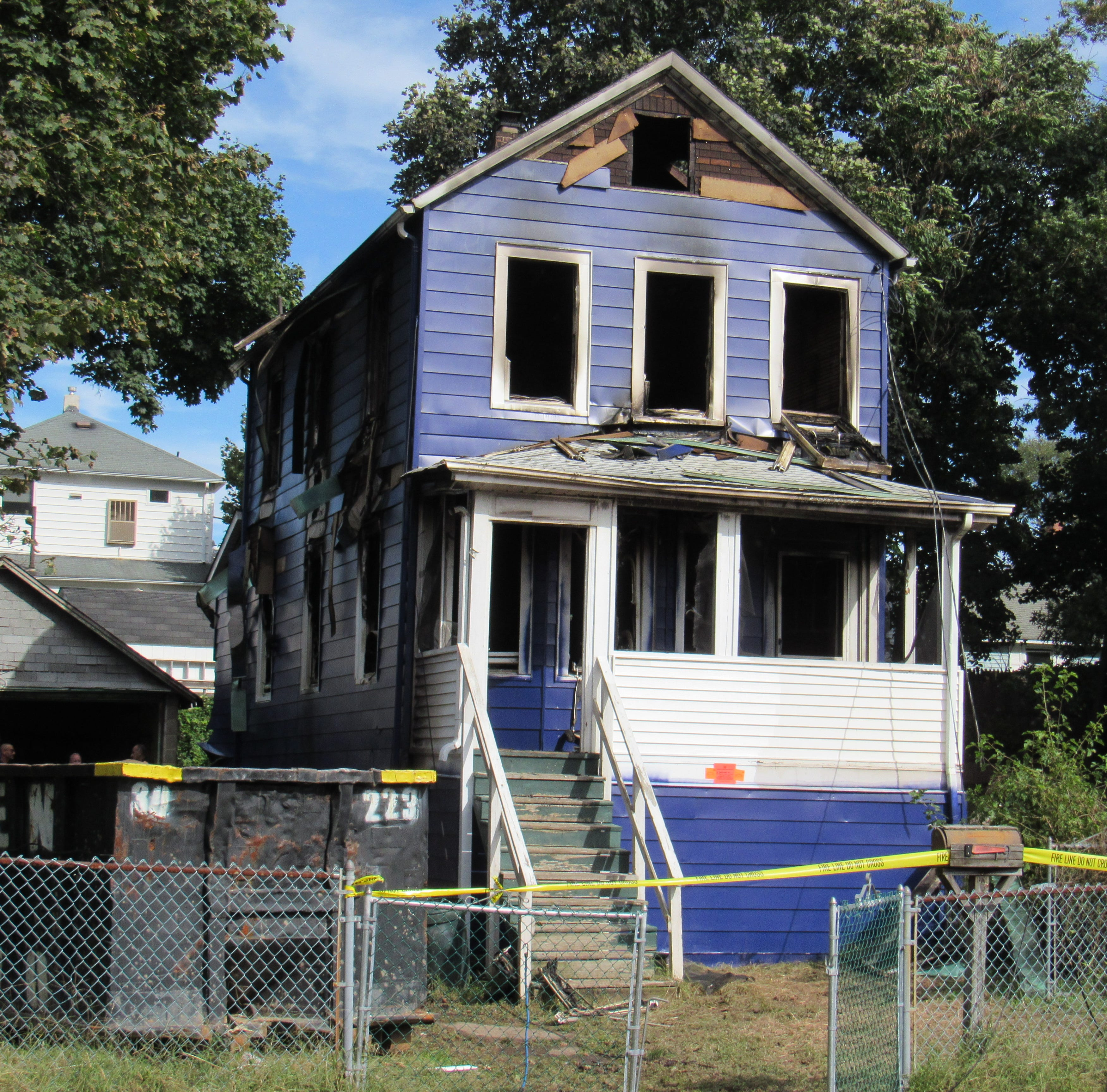 Manville: House damaged in Thursday night fire