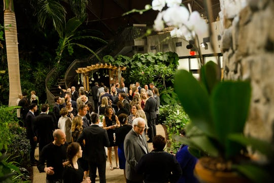 The Conservatory at the Greater Des Moines Botanical Garden is a great spot to book your next event.