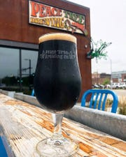 Coffee Stout at Peace Tree Brewing Co.