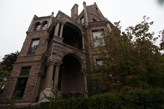 The Whitney, built by David Whitney in the late 1800s, is rumored to be haunted.