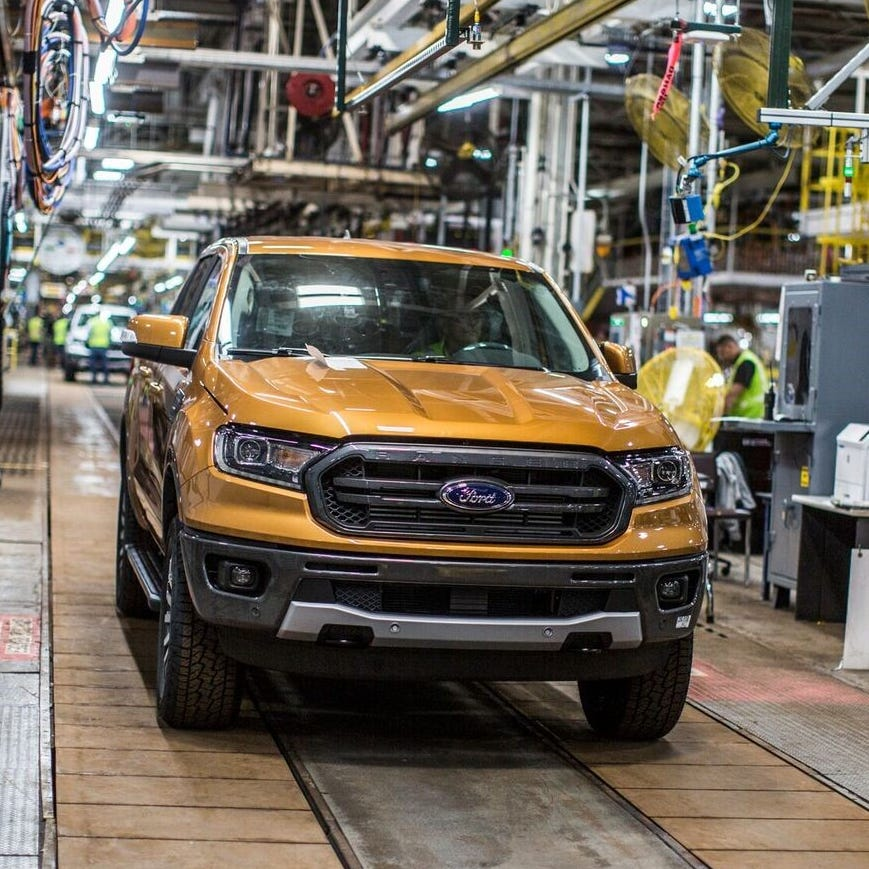 How Ford and the UAW cut a deal to bring Ranger back to the U.S.
