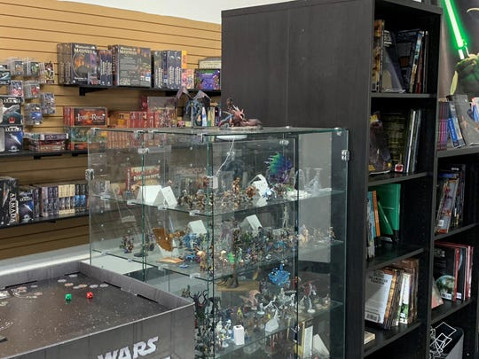Gate Keeper Games, which currently sells gaming merchandise, as well as hosts events, will grow its retail space when it moves to the old Doll Hospital & Toy Soldier Shop on 12 Mile in downtown Berkley.