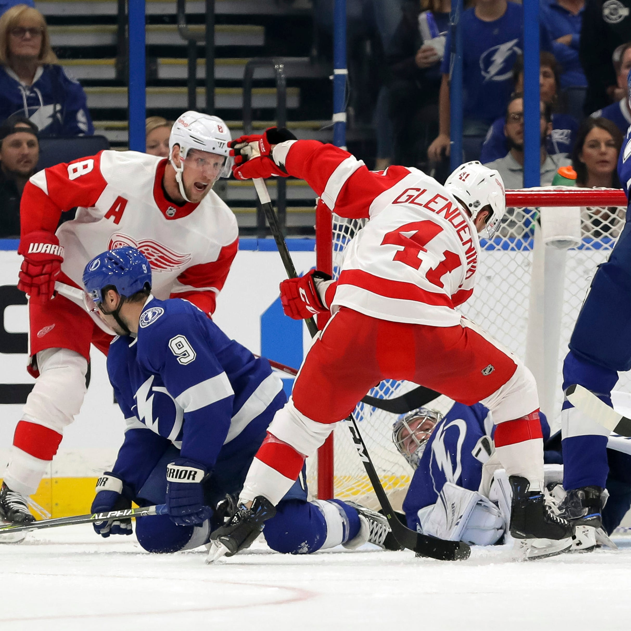 Detroit Red Wings need a win. Here's what they need to do better