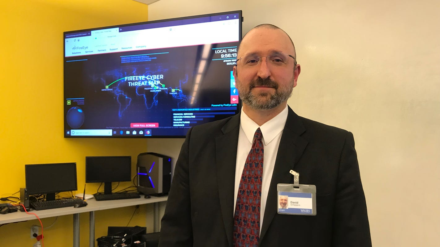 Walsh College seeks to crank out cybersecurity gurus