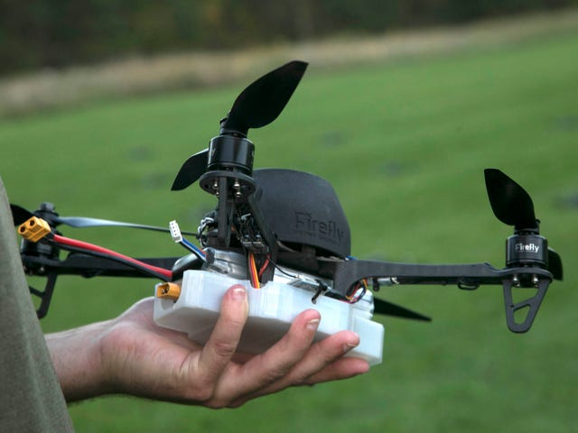 When drones light up the night sky, will they replace fireworks?