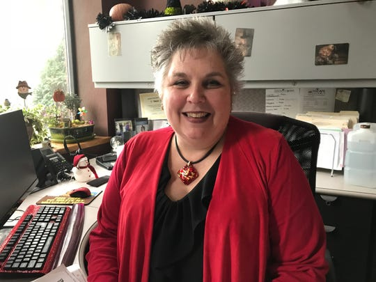 Sandra Wisnewski is the director of client assistance for Elder Law of Michigan, a non-profit agency that helps people with pension problems.