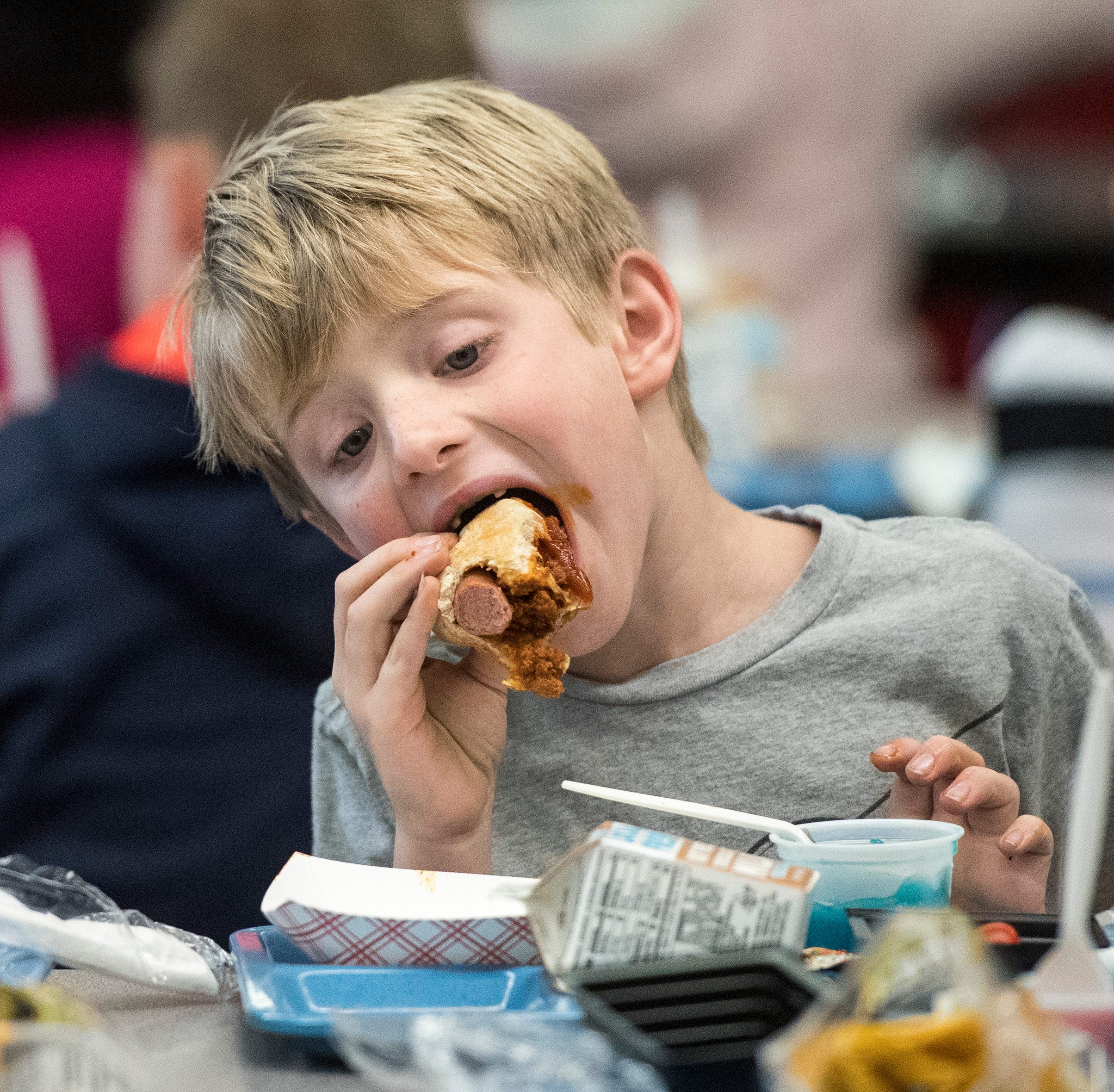 National School Lunch Week focuses on what's to love in school lunches