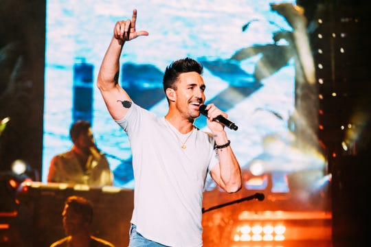 Country star Jake Owen
