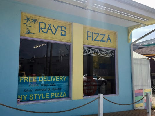 Ray's Pizza Fort Myers Beach