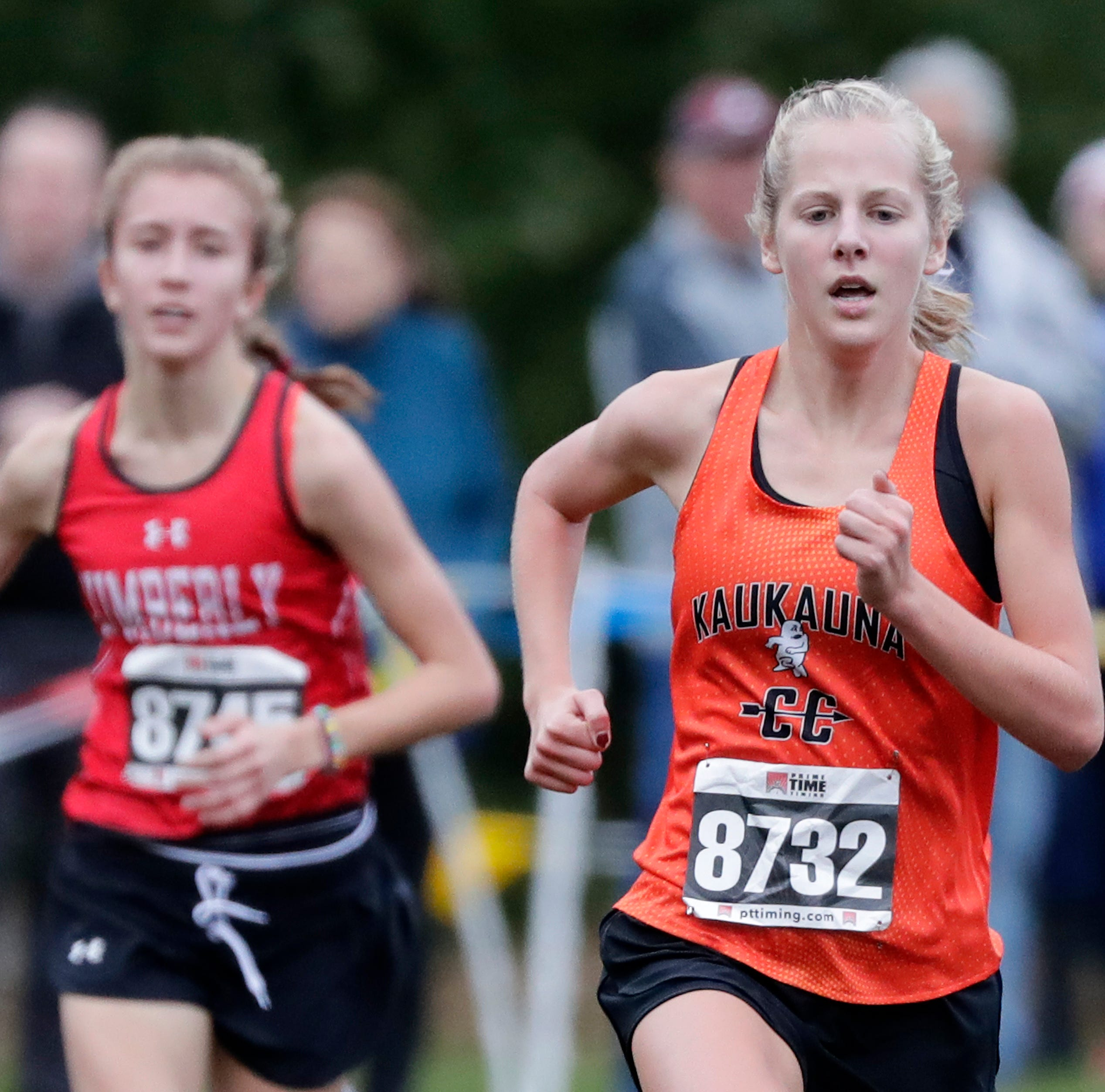 Photos: D1 Cross Country Sectionals