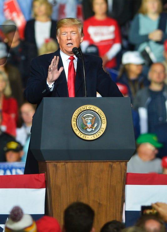 10182018 Donald Trump Rally Y