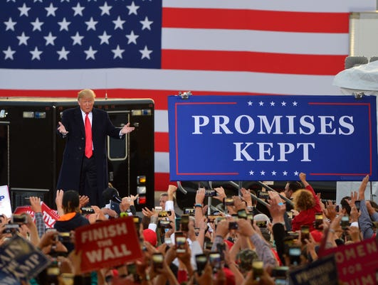 10182018 Donald Trump Rally R