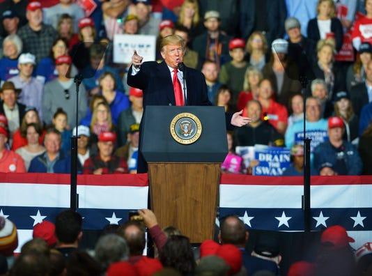 10182018 Donald Trump Rally X
