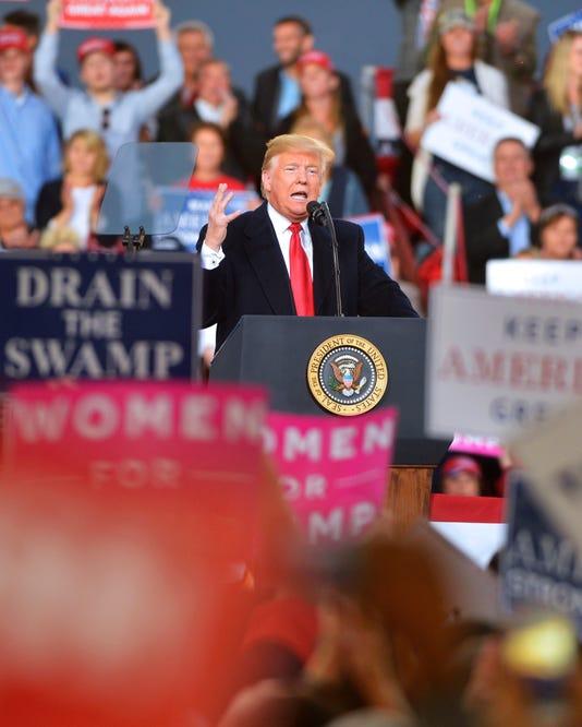10182018 Donald Trump Rally F