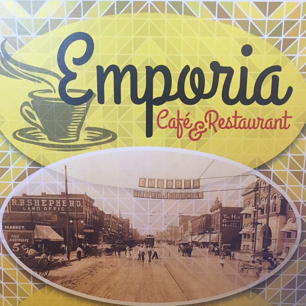 Emporia Cafe & Restaurant set to open on S. Green Street