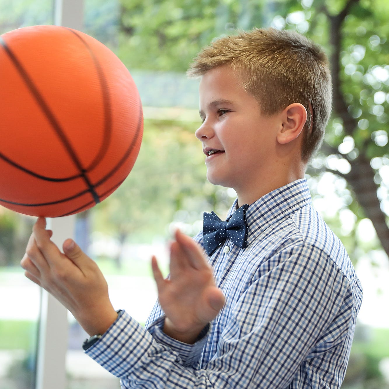 The 12-year-old basketball star who should've died, a Riley neurosurgeon who didn't give up