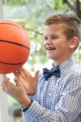 Tyler Aul is back to his passion of playing basketball after a near-death experience in 2017. Tyler is a Yorktown seventh-grader who dreams of playing in the NBA.