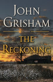 "John Grisham's latest novel, ""The Reckoning"""