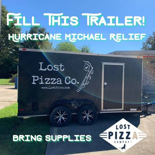 Lost Pizza