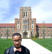 Corey Hodge graduated cum laude from the University of Tennessee. May, 2015.