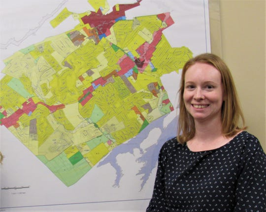 Stormwater Coordinator Lori Saal heads a volunteer advisory committee that addresses priority construction sites and land disturbance relating to potential flooding.  She also coordinates Adopt-A-Stream activities.