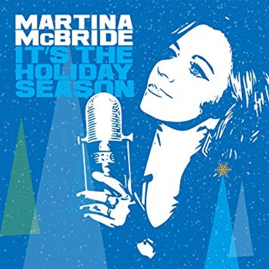 """It's the Holiday Season"" by Martina McBride"