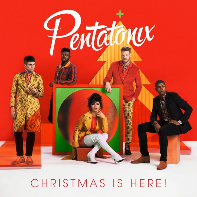 """Christmas Is Here!"" by Pentatonix"