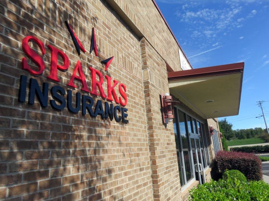 Sparks Insurance sells everything except health policies.