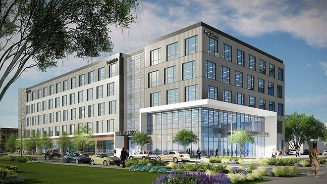 The Convergence Center for Innovation and Collaboration will be a 145K square foot, five-story office building in the Discovery Park District. Construction is underway and should be completed by December 2019. The center will serve as the entryway to the university for those interested in technology commercialization and startups