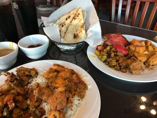 India Mahal Dinners