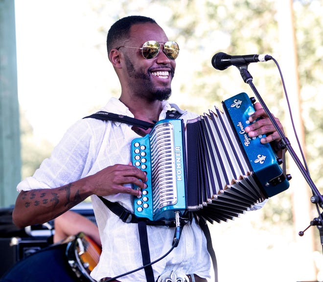 Cedric Watson performs Friday at Bach Lunch in downtown Lafayette, and Friday night at Blue Moon Saloon with Bijou Creole.