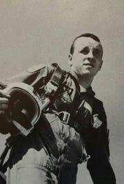 Bob Hunn flew B-52 bombers over Vietnam.