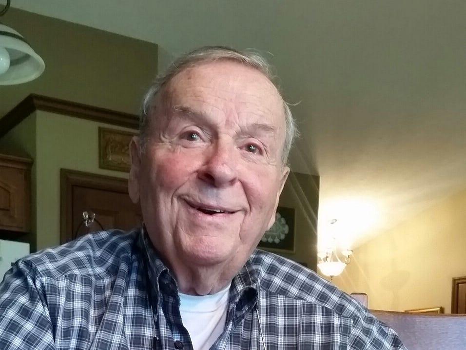 Veteran's Story: He piloted B-52 bombers over Vietnam