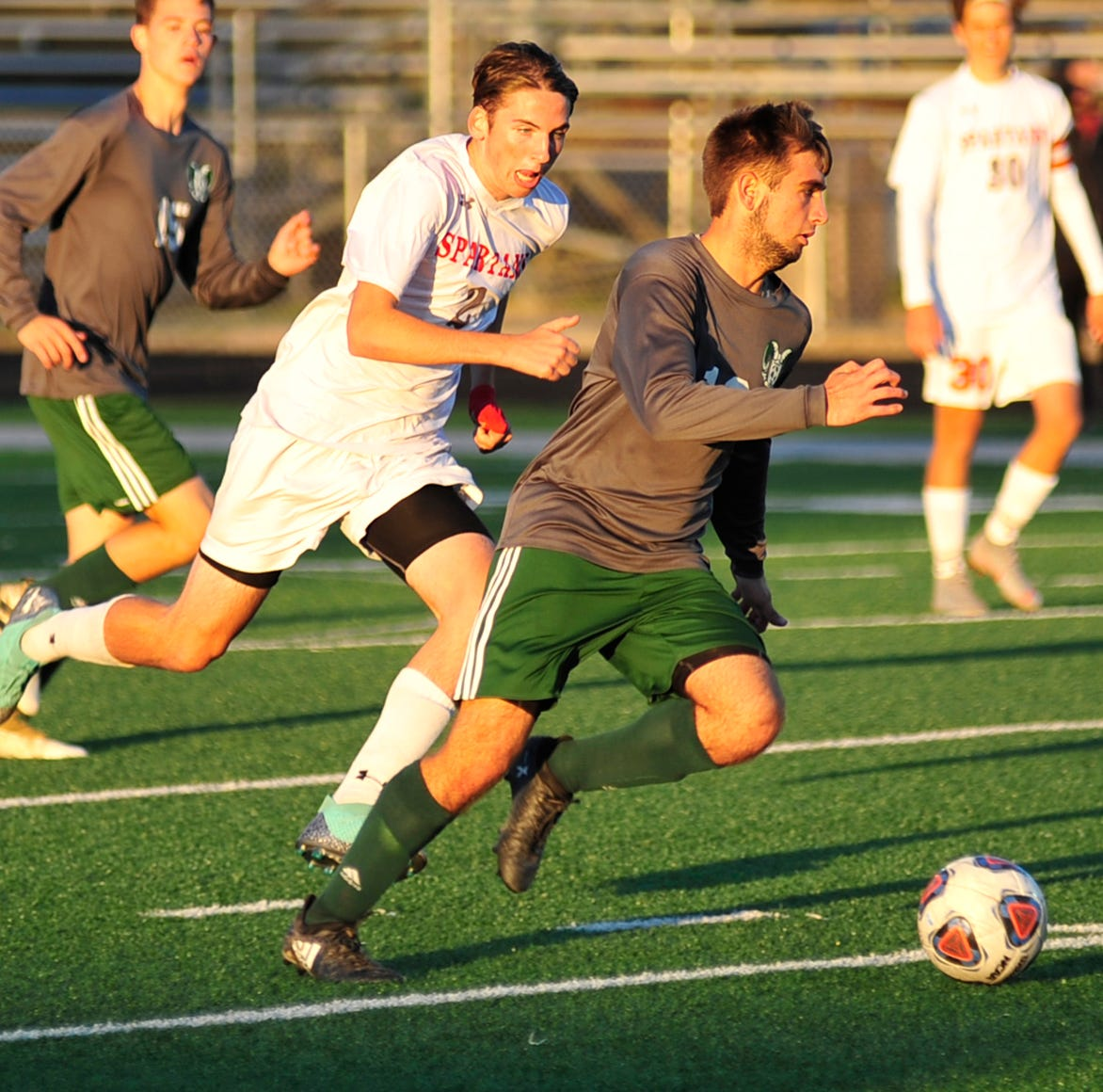 Madison Rams sweep All-OCC boys soccer honors
