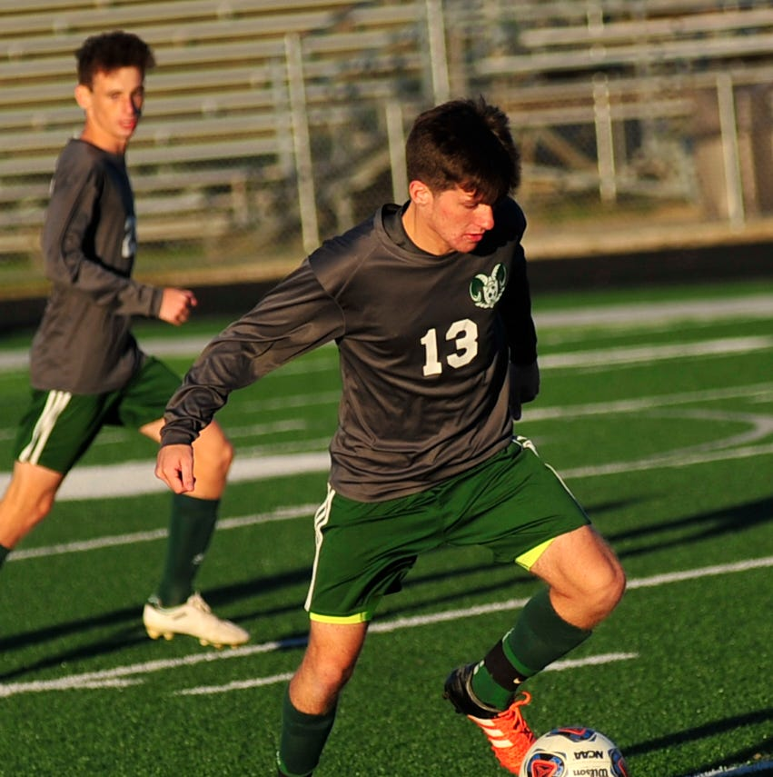 Madison boys, girls soccer teams win sectional crowns