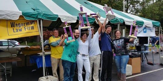 Asbee Winning Team