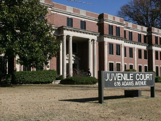 Shelby County Juvenile Court