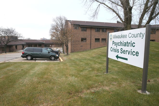 The Behavioral Health Division's psychiatric emergency department, also known as the  Psychiatric Crisis Services Center, in Wauwatosa will be replaced with a new emergency department in Milwaukee under an agreement announced on Thursday. MICHAEL SEARS/MSEARS@JOURNALSENTIENL.COM