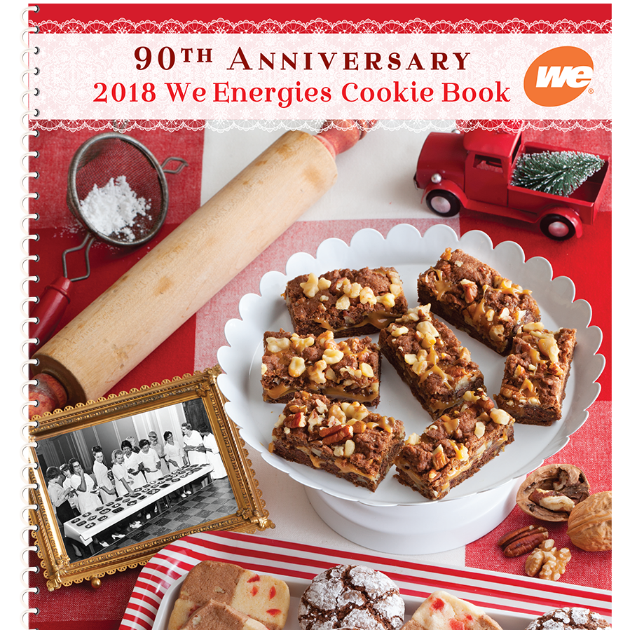 We Energies' annual cookie book honors 90 years