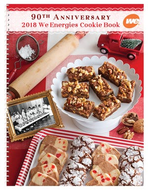 The 2018 cookie book recognizes the 90th anniversary of the tradition.