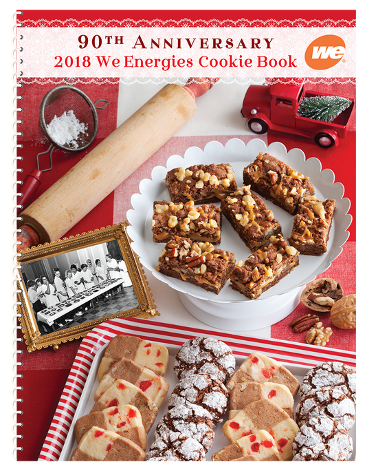 wecookie24-2018 Cookie Book Cover