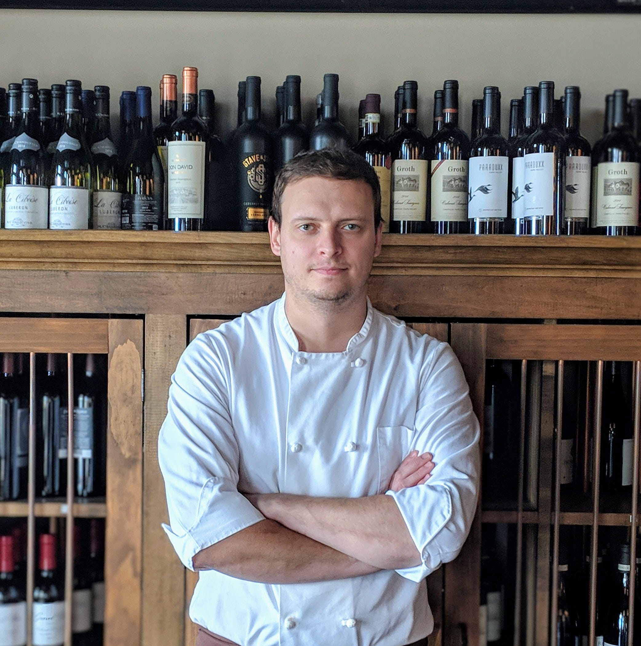 A veteran of Milwaukee restaurants is the new chef at Artisan 179 in Pewaukee