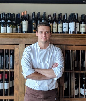 Matt Miller is the new executive chef of finer-dining restaurant Artisan 179, at 179 W. Wisconsin Ave. in Pewaukee.