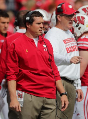 UW defensive coordinator Jim Leonhard has made sure his defensive backs get to practice in different combinations so they are prepared when injuries strike.